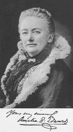 Amelia Edwards – The Godmother ofEgyptology